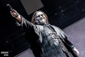 Powerwolf au Download festival Error404 par Romain Keller
