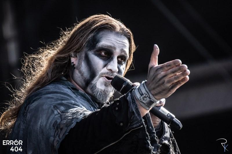 Powerwolf au Download festival Error404