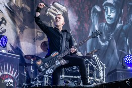 Volbeat au Download festival Error404 par Romain Keller