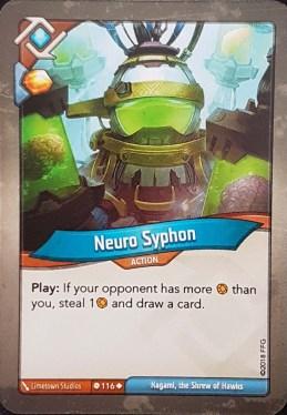 Neuro Syphon - Keyforge