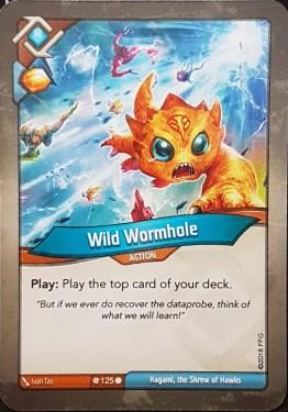 Wild Wormhole - Keyforge