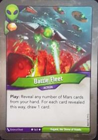 Battle Fleet - Keyforge