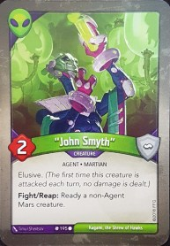 John Smyth - Keyforge
