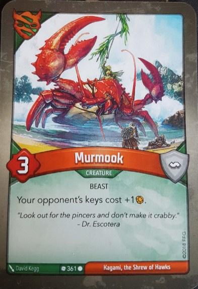 Murmook - Keyforge