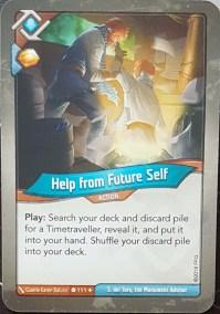 Help from Future Self - Keyforge
