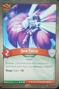 Dew Faerie - Keyforge
