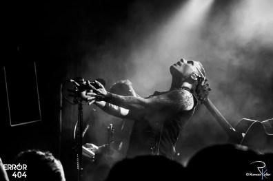 Shinedown @ Cabaret Sauvage Photographe © Romain Keller pour Error404