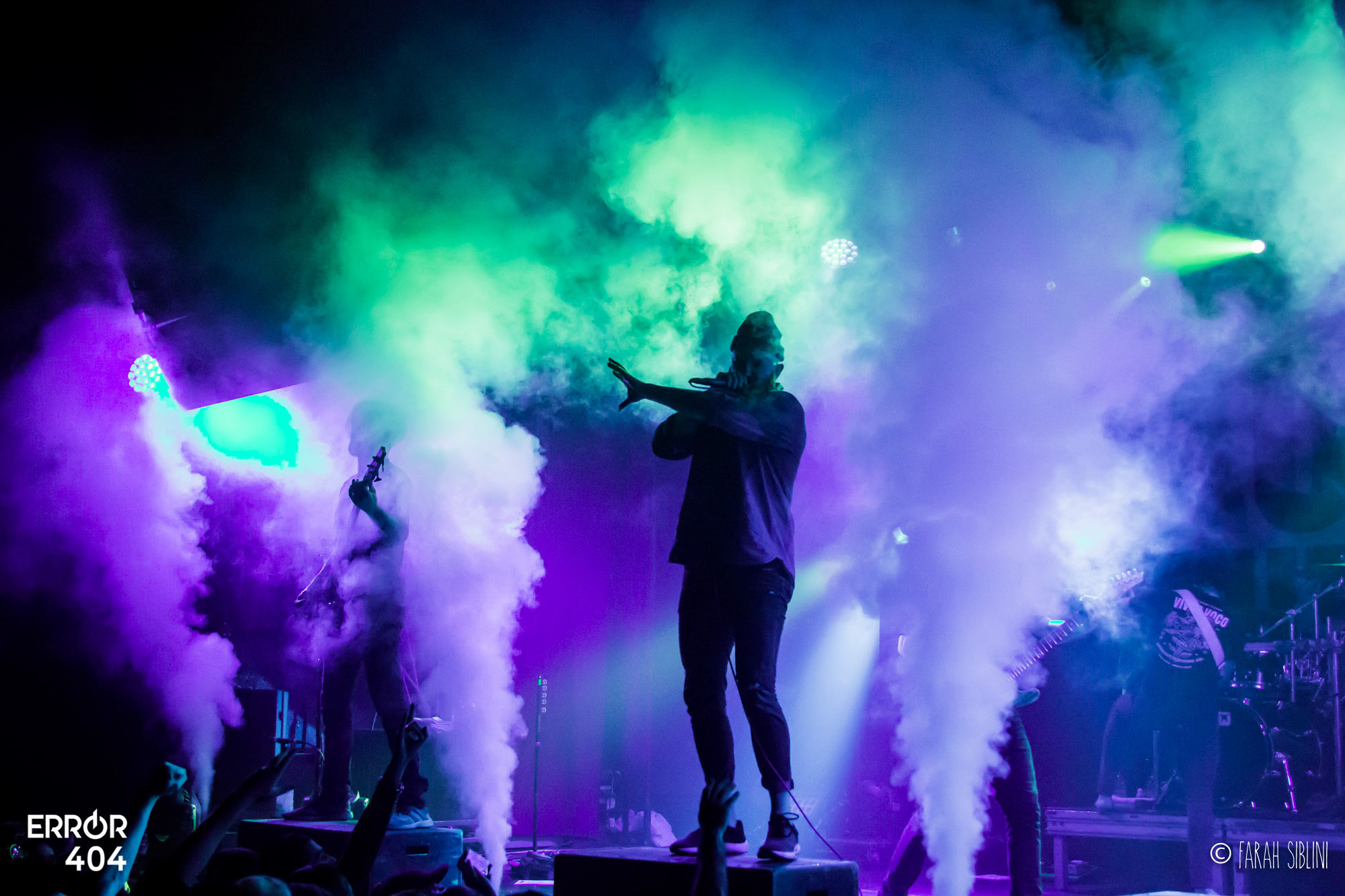 Live Report : Betraying the martyrs + Wage War + August burns red @Machine du Moulin Rouge – 7/12/18