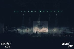 Photo The Fever 333 - Zénith de Paris - Error404