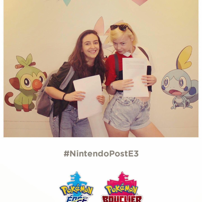 Nintendo PostE3 Paris