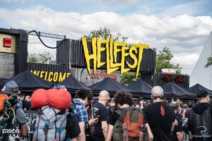 Error404 au Hellfest 2019