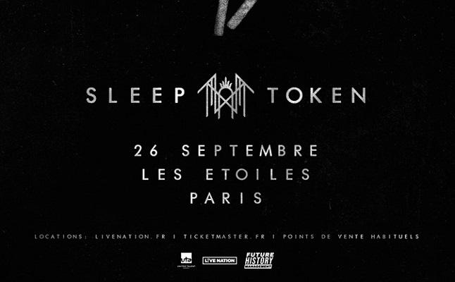 Concours : Gagne tes places pour Sleep Token à Paris