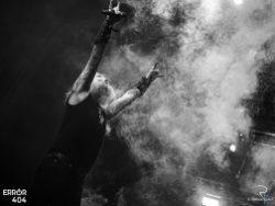 Amon Amarth au Zenith - Romain Keller Pour Error404
