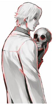 Silver Wolf, Blood , Bone