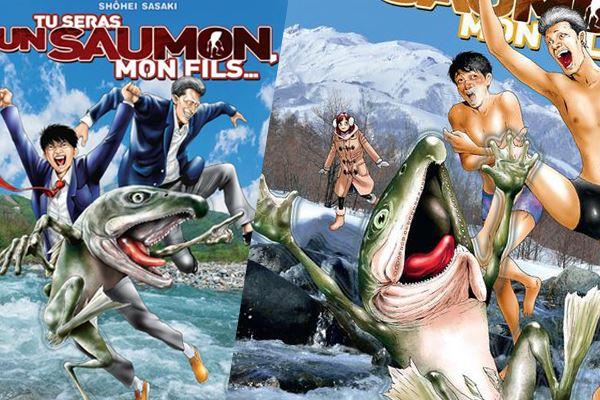 Tu seras un saumon mon fils - Akata