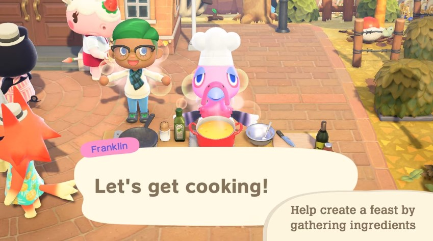 Animal Crossing New Horizons : Mise à jour hivernale