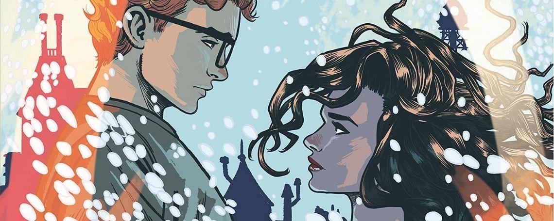 Victor & Nora – A Gotham Love Story, L. Myracle & I. Goodhart