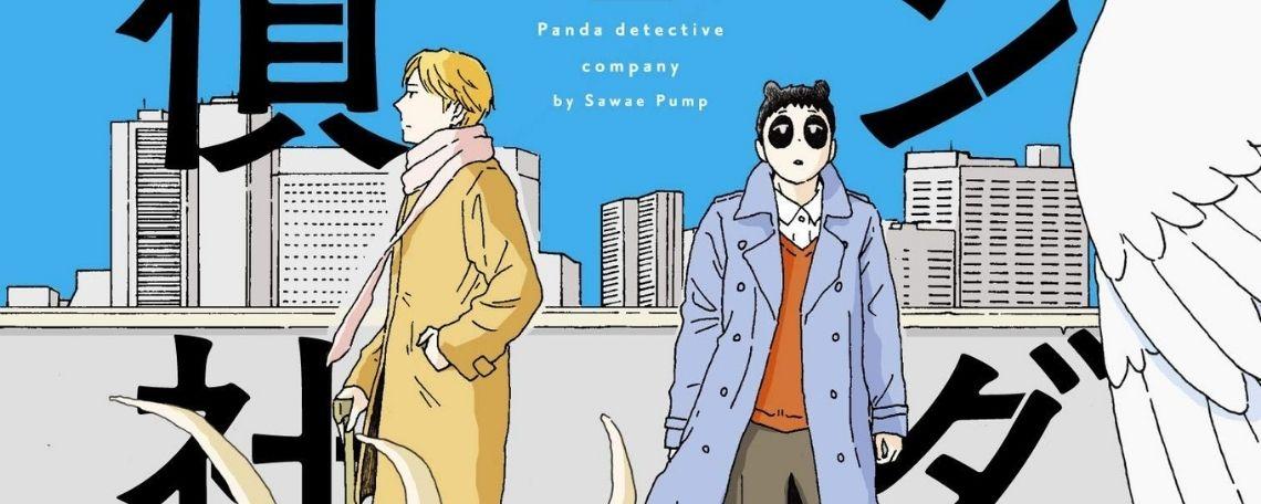 Panda Detective Agency, Pump Sawae