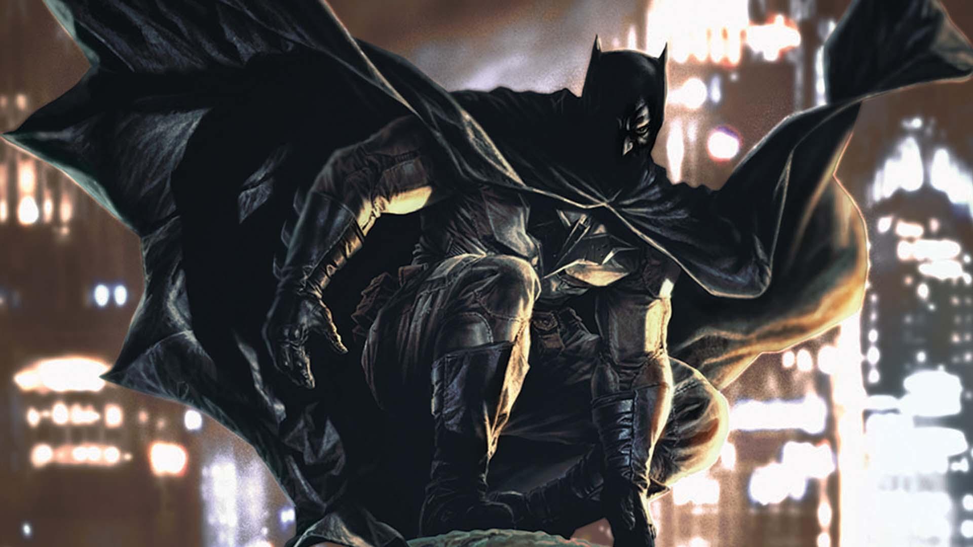 Batman: The World, collectif