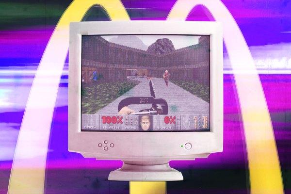 Doom x McDonalds