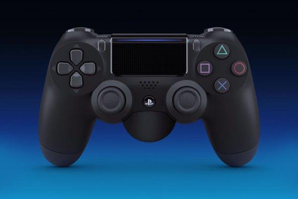 DualShock Back Button