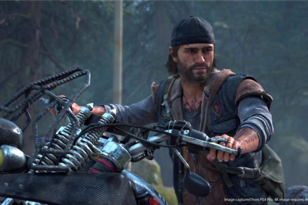Days Gone / Deacon