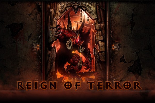Reign of Terror (Grim Dawn x Diablo II)