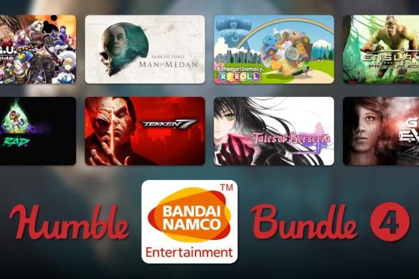 Humble Bundle Bandai Namco 4