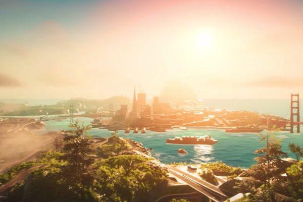 GTA San Andreas x Unreal Engine 4