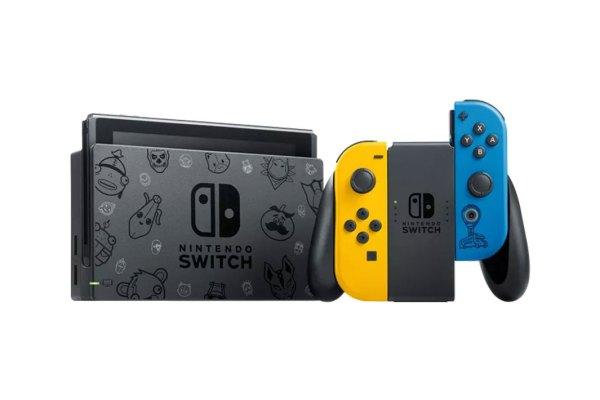 Nintendo Switch x Fortnite