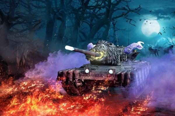 World of Tanks Monsters Awaken