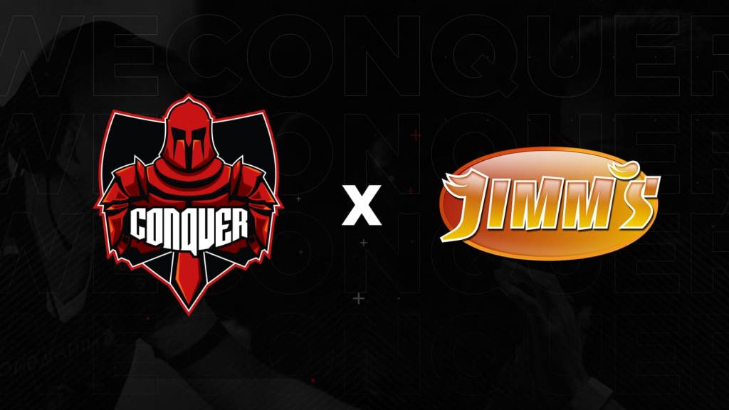 Jimm's PC Store x Conquer Gaming