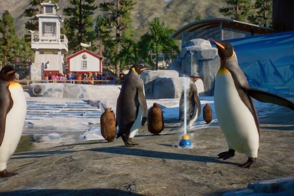 Planet Zoo Aquatic DLC