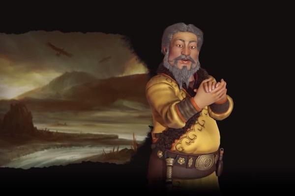 Civilization VI - Kublai Khan