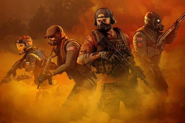 Rainbow Six Siege x Ghost Recon Breakpoint Operation Amber Sky