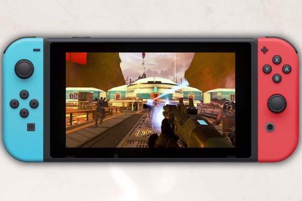 Apex Legends x Nintendo Switch