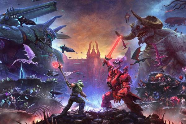 Doom Eternal - The Ancient Gods Part Two