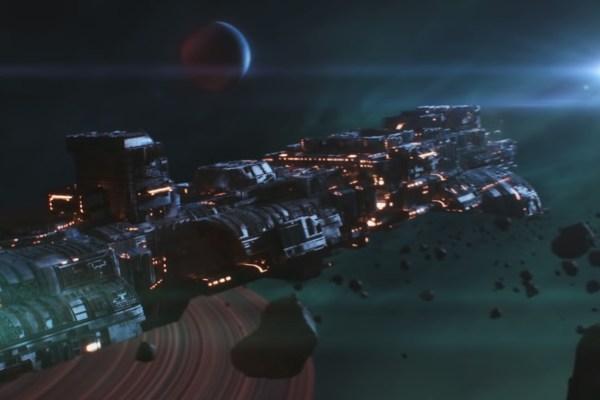 Stellaris: Infinite Legacy
