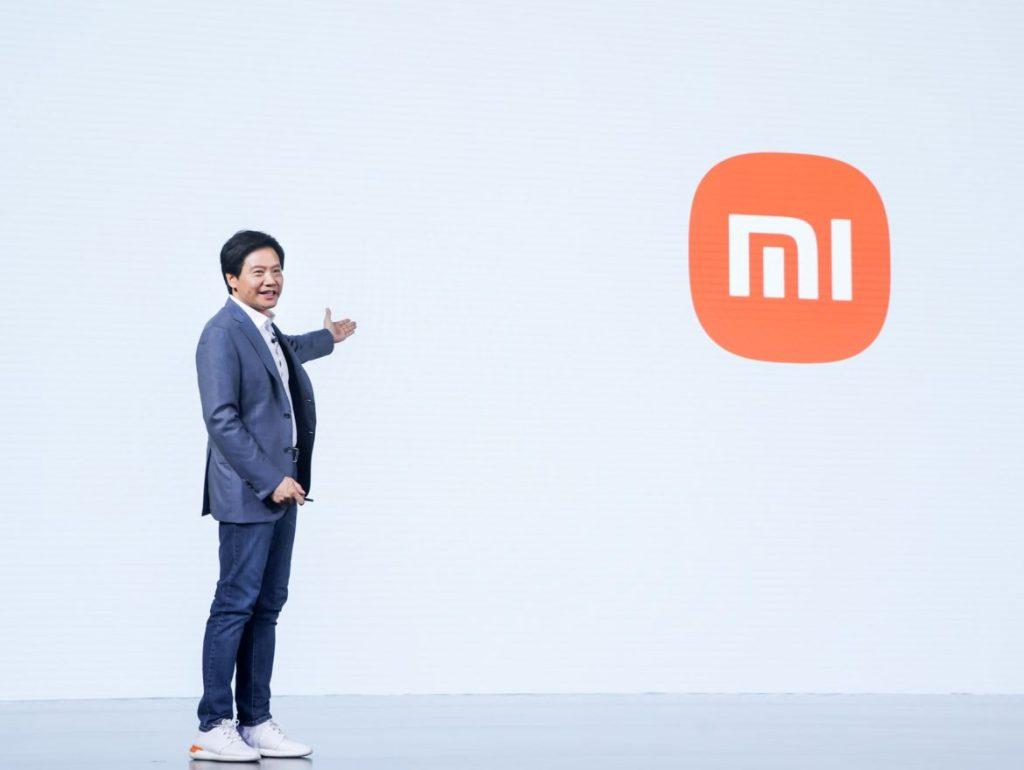 Xiaomi uusi logo