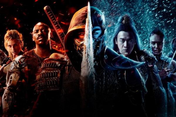 Mortal Kombat, oranssit hyvikset, siniset pahikset