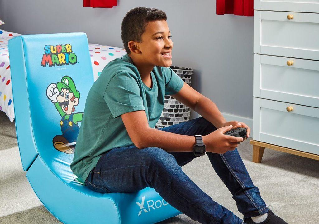 X Rocker Super Mario
