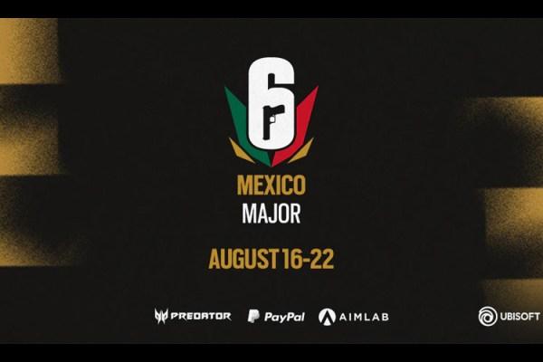Rainbow Six Siege Mexico