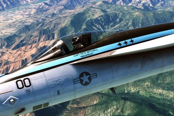Microsoft Flight Simulator - Top Gun: Maverick