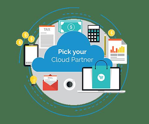 Pick your Cloud Partner