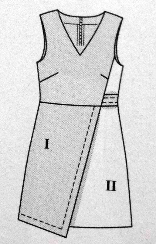 Kleid #116a - Quelle: Burda Style