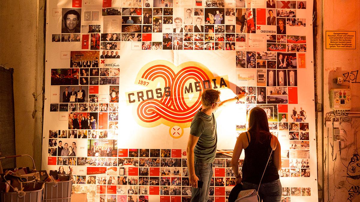 20 Jahre Crossmedia