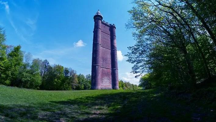 rapunzelin kulesi gerçekten var mı? kral alfred rapunzel kulesi nerede?
