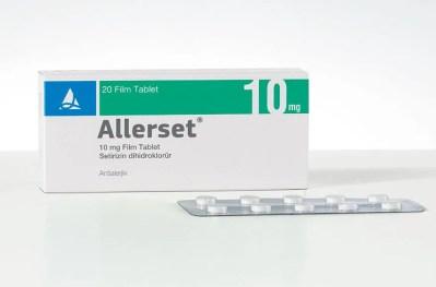 Allerset ilaç nedir? Allerset nasıl kullanılır? Yan etkileri nelerdir?