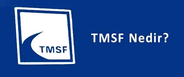 TMSF Açılımı Nedir? TMSF Ne Demek? TMSF Nereye Bağlı? TMSF Başkanı Kim? TMSF'nin Görev, Yetki ve Sorumlulukları Nelerdir? Şirketin TMSF'ye Devredilmesi Ne Demek? Tasarruf Mevduatı Sigorta Fonu Ne İş Yapar?