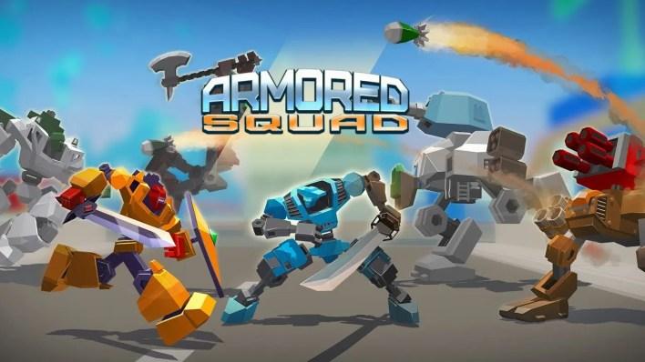 Armored Squad Mechs vs Robots v2.3.1 PARA HİLELİ APK